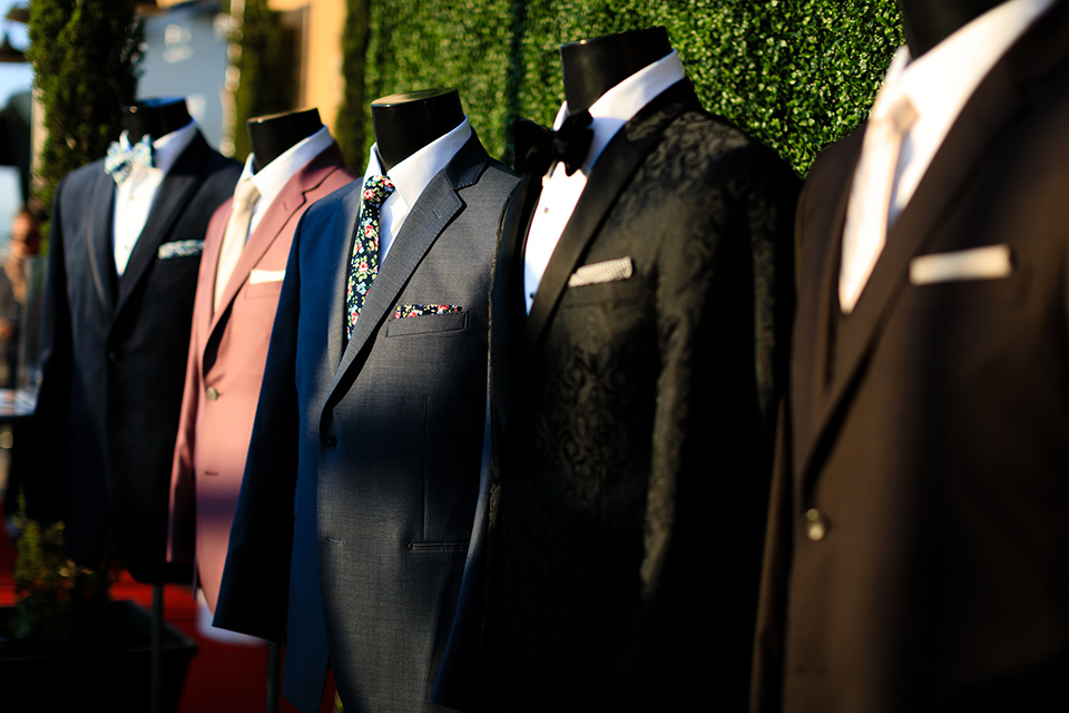 evolution-of-style-party-jackets-on-mannequins-at-the-fifth-restaurant-at-the-fifth-restaurant