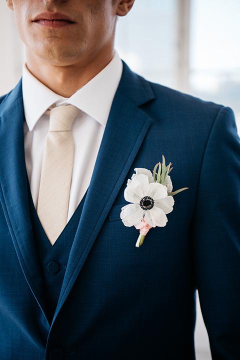 Modern Romance Loft Wedding In La Friar Tux