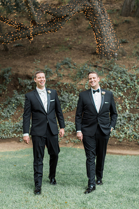 los-willows-wedding-groomsmen-groom-and-groomsmen-in-a-traditional-black-tuxedo-with-black-bow-tie-and-tuxed-shoes