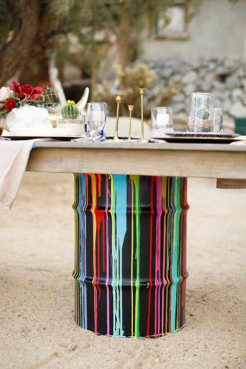 Desert-view-tower-colorful-table