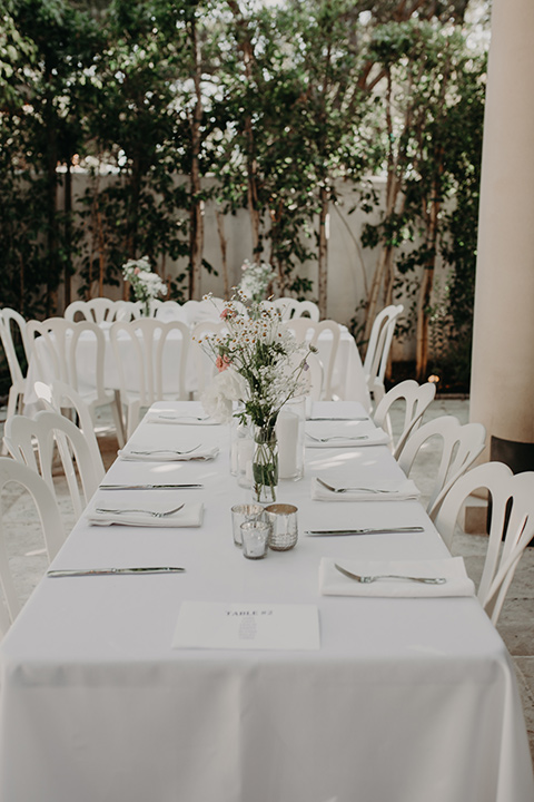 West-Hollywood-Wedding-table-setting