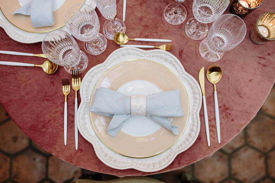 Carondelet-House-wedding-table-place-setting