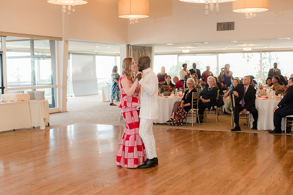 Los-Verdes-Golf-Course-Wedding-bride-and-groom-dancing-in-their-second-cultural-looks