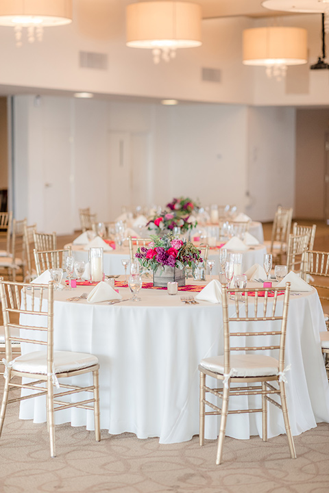 Los-Verdes-Golf-Course-Wedding-table-set-up