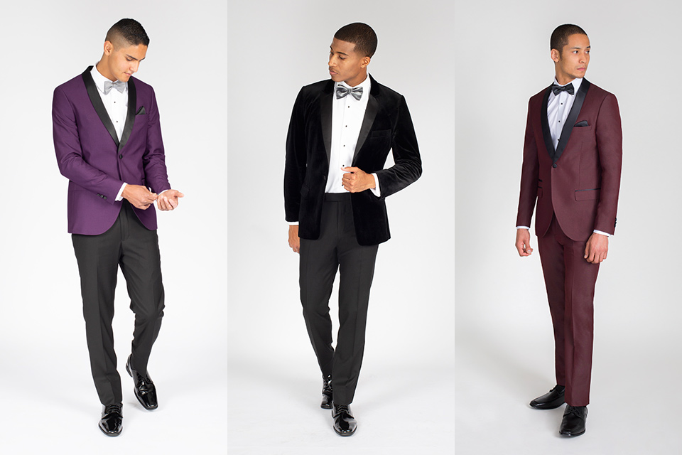 Art deco and great Gatsby inspired clothing for men