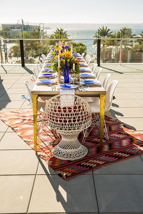 Intercontinental-elopement-shoot-table-set-up
