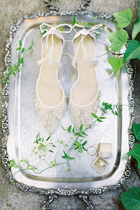 Kimberly-crest-house-shoot-bridal-shoes-sheer-heels-with-a-pointed-toe