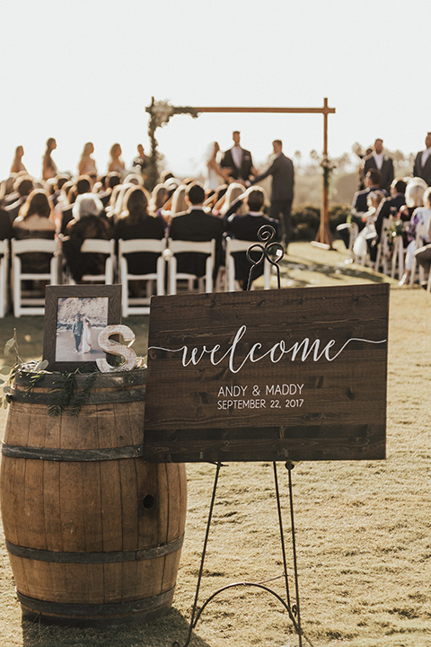 monarch-beach-resort-ceremony-wine-barrel-decor