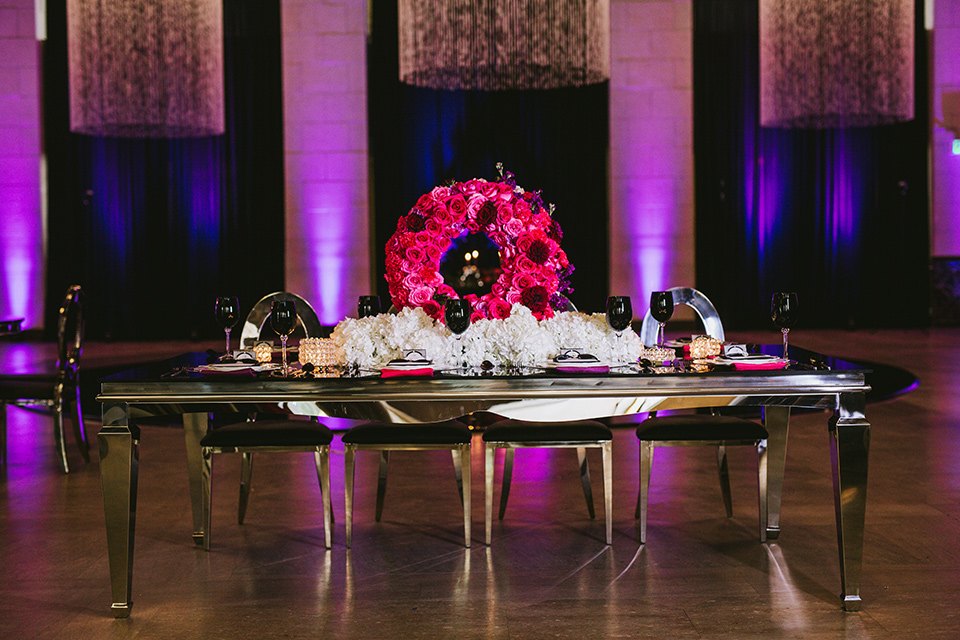 majestic-downtown-los-angeles-shoot-table-set-up