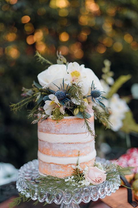 orange-county-wedding-cake-with-natural-frosted-icing-and-floral-decor