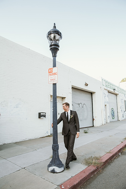 Moniker-Warehouse-Wedding-groom-by-lightpost