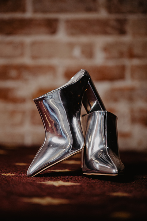 The-Yost-Theatre-bride-shoes-silver-high-heeled-mules