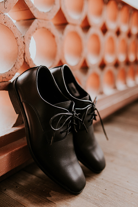 la-jola-shores-hotel-wedding-grooms-black-dress-shoes