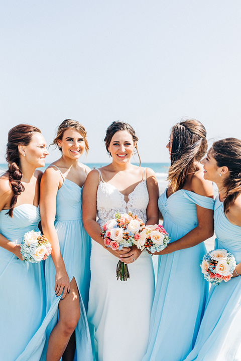San-Diego-Beach-wedding-bridesmaids-laughing