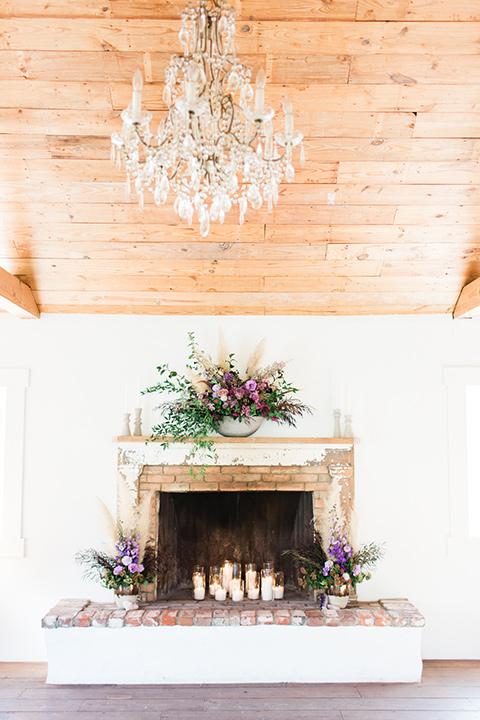 triunfo-creek-vineyards-wedding-fireplace-decor
