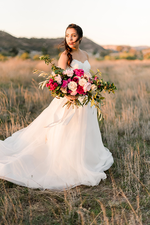 milagro-winery-bride-alone-bride-in-a-tulle-ball-gown