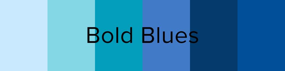 blue bridesmaids dress colors