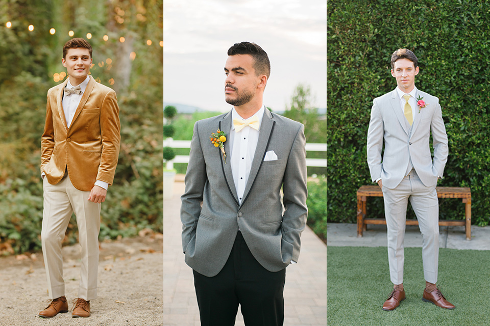 gold-yellow-velvet-coat-buttercream-light-yellow-bow-tie-and-a-canary-yellow-long-tie1
