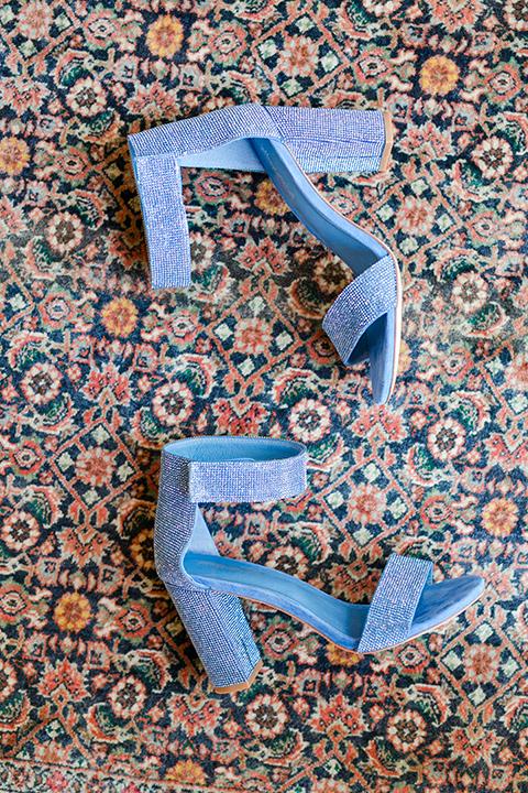 tiffany blue bridal heels