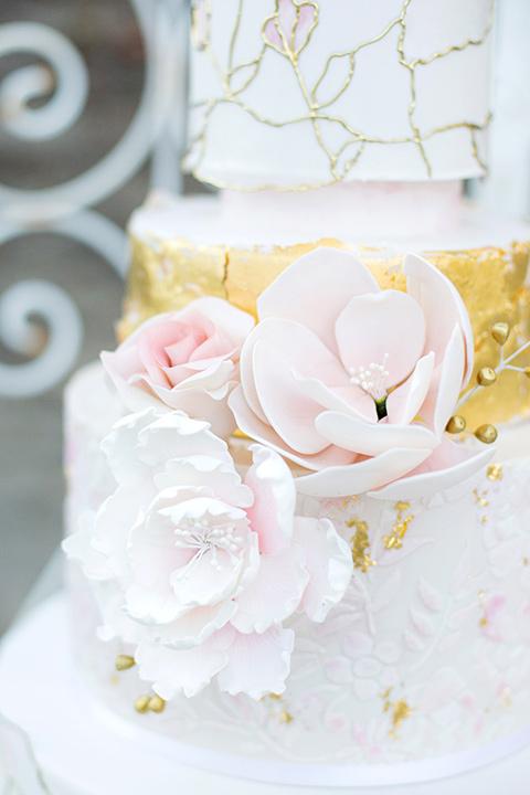 close up on cake
