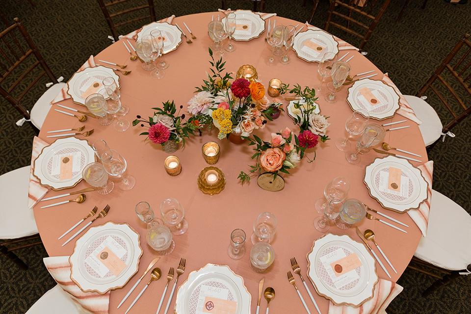 tablescape decor