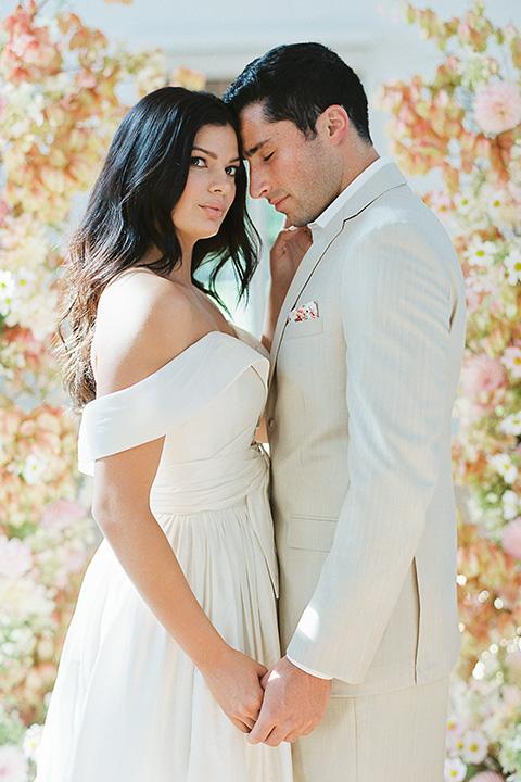 building 177 romantic coral wedding – ceremony