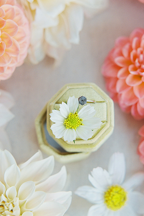 building 177 romantic coral wedding – invitations
