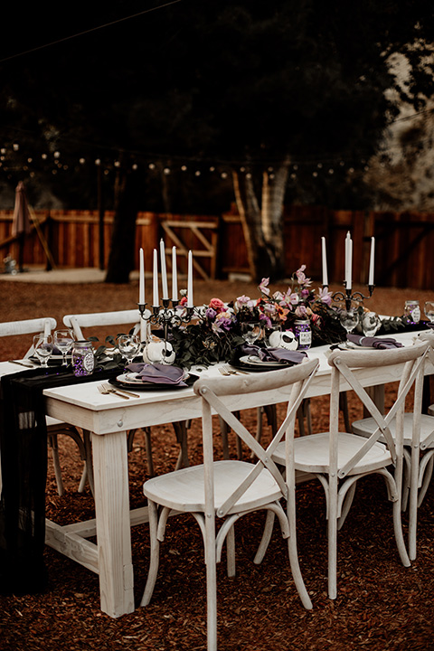 table décor and inspo