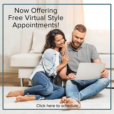 Now offering free virtual style appointment