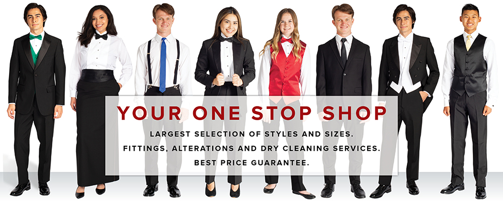 Your one-stop-shop for all your uniforms needs.